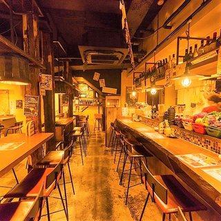 貸切可能!熊谷の本格イタリアンで大人数の宴会やパーティーを。