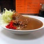 キッチン南海 - カツカレー(大盛り)¥700