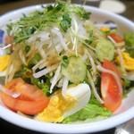 富士鷹 - 彩りサラダ