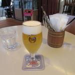 ベルギービール カフェ ベル・オーブ - ランチビール