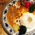 Mikazuki Curry SAMURAI. 下北沢店 -
