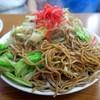 光栄軒 - 料理写真:焼きそば(大盛り)¥650