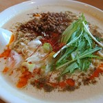 味楽 - 担々麺(赤)