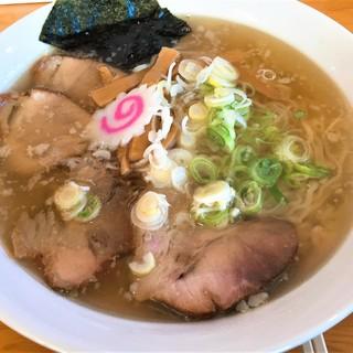 あづまや - 料理写真:塩らーめん(720円)+大盛り(120円)