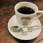 アラビヤコーヒー - コロンビア