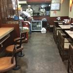 中華食堂 萬里 - 内観