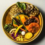 スープカレー トレジャー - 料理写真: