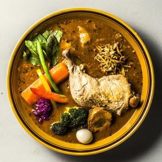 スープは【オリジナル】【海の幸】【山の幸】3種類用意♪