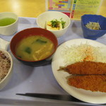 中央食堂 - 料理写真:今日のお昼ごはん