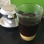 ベトナムオーイ! - ベトナムコーヒー¥400
