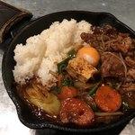 80624020 - 熊本県産牛肉のすきやき風カレー