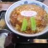 萬蔵庵 - 料理写真:たぬきそば
