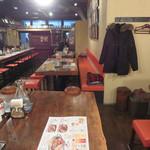 アフター ザ レイン - 創業者は河原成美氏、今やラーメン店チェーン『博多 一風堂』などを世界に展開する、 力の源カンパニー代表が最初に立ち上げた飲食店です。