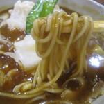 萬蔵庵 - 蕎麦はアツアツ