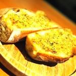 イル トバンキ - ガーリックトースト