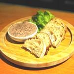 イル トバンキ - 京都味わい地鶏のレバーペースト