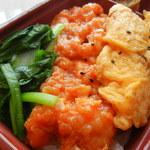 中華料理 八仙閣 - エビチリ