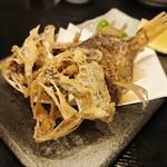 魚四季 - まるひうち鯛唐揚