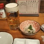 80626516 - 生ビール500円♪