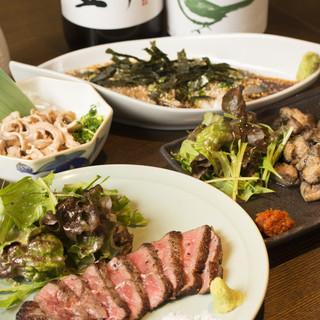 自慢の九州料理