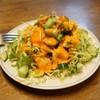 パンジャーブ - 料理写真:サラダ