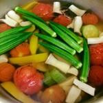 戸隠 - 夏季限定 野菜おでん