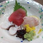 魚たつ - 刺身盛り
