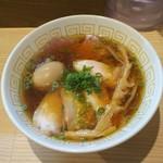 80631081 - 特製醤油らぁ麺¥980