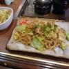 まほろば - 料理写真:Bランチ(焼きそば+ミニサラダ+ドリンク)700円