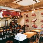 バル肉寿司 - 3階はお洒落な空間♪貸切できます!