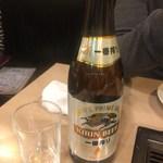 えびすや - ビール
