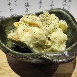 伏見立呑 おお島 - ポテトサラダ