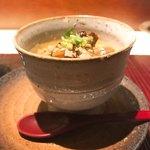 凛と - 料理写真:茶碗蒸し(^ ^)