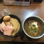 80635945 - 煮干味玉中盛 ¥930-+¥50-