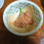 和食地酒 勘助 - イカの塩辛