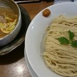 taishiosobatouka - 鯛塩つけ麺。