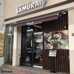NOODLE CAFE SAMURAI - 店の外観