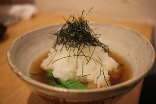 空ノウエ - 胡麻豆腐の揚げだし