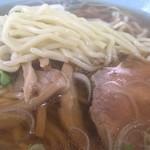 幸楽 - 麺は硬めがデフォ