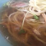 幸楽 - シンプルなスープ