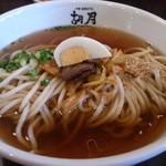 胡月 - ・冷麺(大盛) 1000円