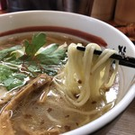塩元帥 - 麺