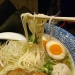 80643966 - するする食べられる細麺