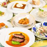 レストラン タイラ - シェフおまかせコース
