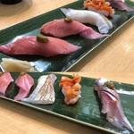 栄寿司 - おまかせ握り