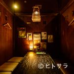 鈴喜福太郎 - プライベート感を大切にした和モダンな個室