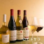 レストラン タイラ - ワインの種類が豊富。