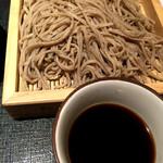 そば打ち 松林 - ざる蕎麦
