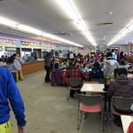 箱館山レストラン・第2ヒュッテ - 席が全然空いていません・・・