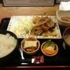 真心酒菜 一帆 - 料理写真:豚しょうが焼き定食+納豆